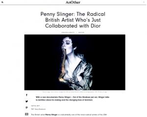 Penny Slinger - An Other