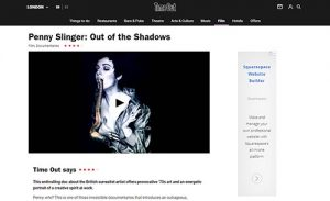 Time Out - Penny Slinger