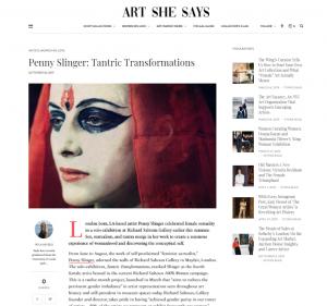 Penny Slinger - Art She Says